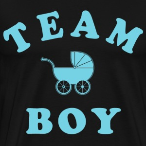 team boy T-Shirts - Men's Premium T-Shirt