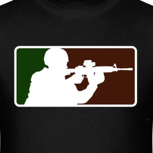 Tactical Major League T-Shirts - Men's T-Shirt