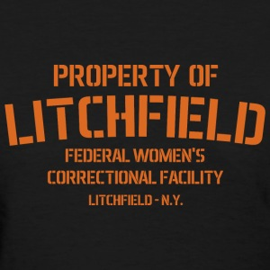 Orange Is The New Black - Litchfield Prison - Women's T-Shirt