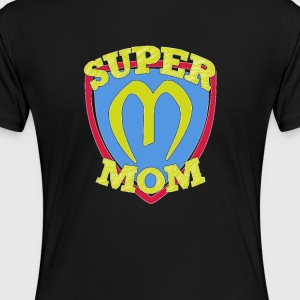 SUPER MOM - Women's Premium T-Shirt