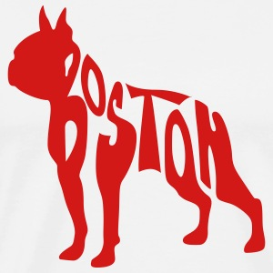 Boston Terrier T-Shirts - Men's Premium T-Shirt