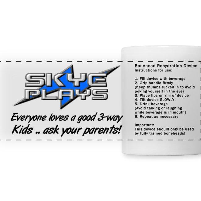 Kids ask your parents BRD (Mug)