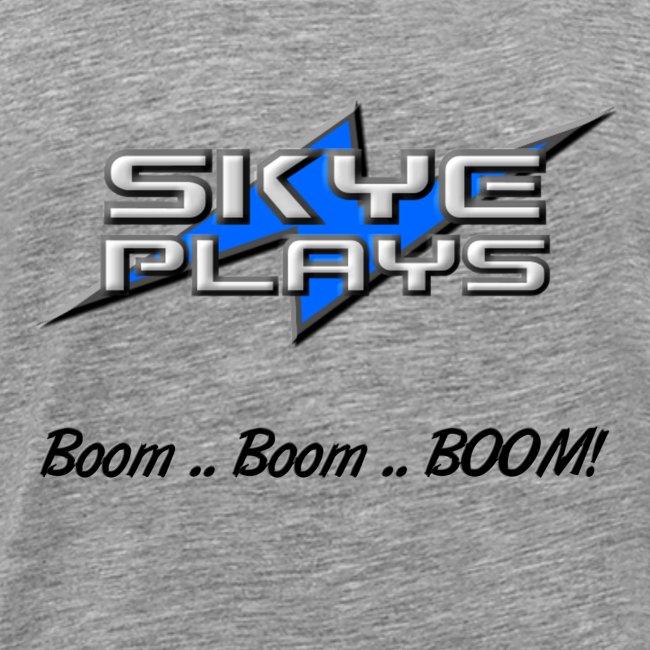 Boom Boom BOOM! (Black)