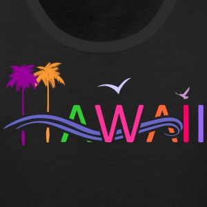 HAWAII Tank Tops - Men's Premium Tank