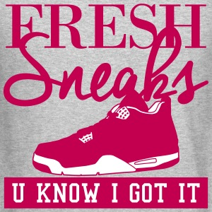 FRESH sneakers Long Sleeve Shirts - Crewneck Sweatshirt