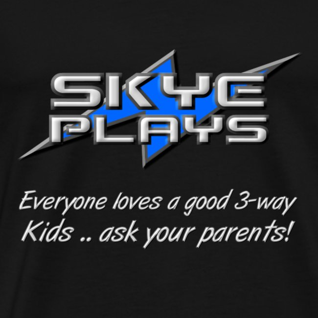 Kids .. ask your parents (Steel)