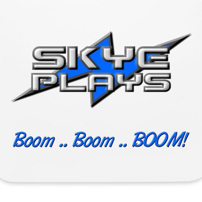 Boom Boom BOOM! (Blue)
