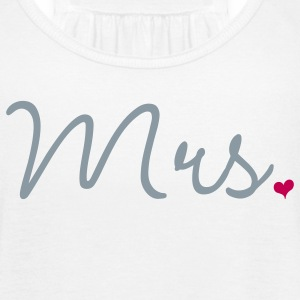 Mrs. Married Wedding Tanks - Women's Flowy Tank Top by Bella