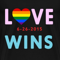 Love Wins! Celebrate the SCOTUS Ruling!