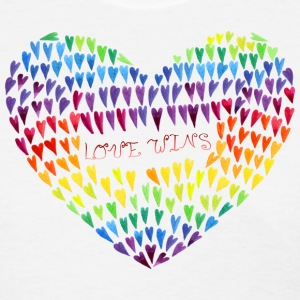Love Wins Women's T-Shirts - Women's T-Shirt