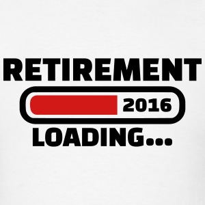 Retirement 2016 T-Shirts - Men's T-Shirt