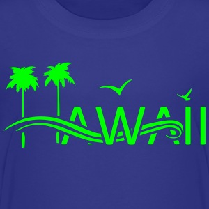 Hawaii Islands - Kids' Premium T-Shirt