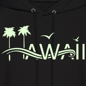 Hawaii Islands - Men's Hoodie