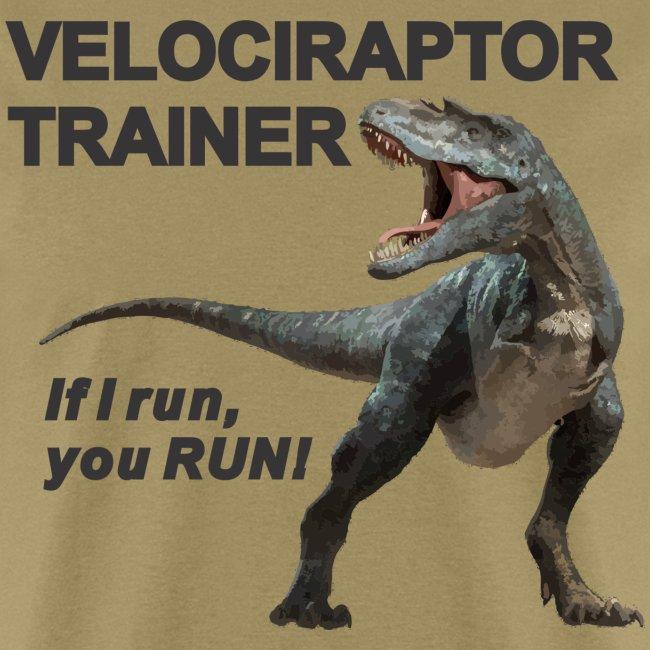 Velociraptor Trainer