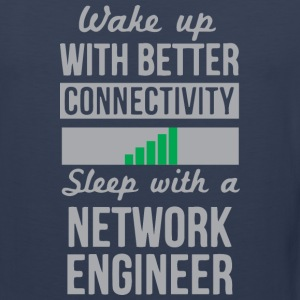 Funny Network Engineer - Men's Premium Tank
