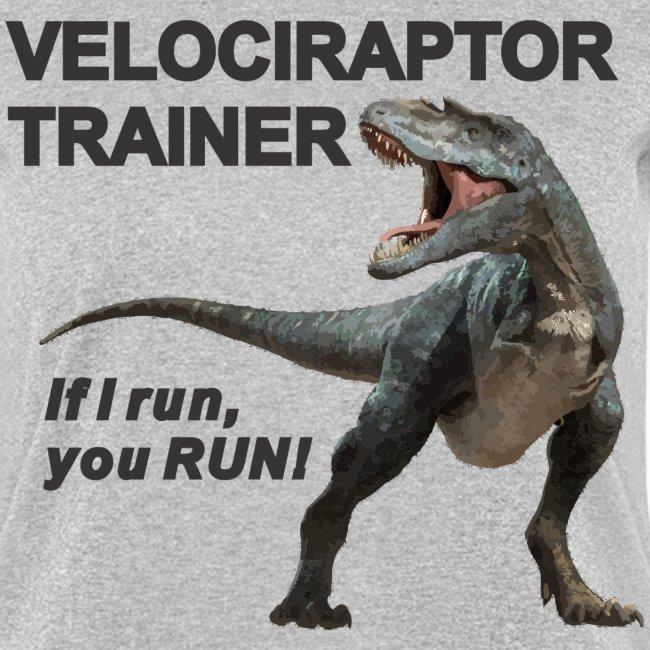Velociraptor Trainer f