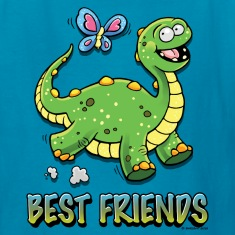 """Best Friends"" Kid's Tee"