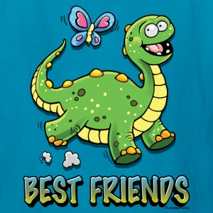 """Best Friends"" Kid's Tee - Kids' T-Shirt"