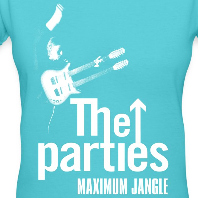 Maximum Jangle Womens V neck