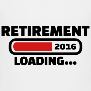 Retirement 2016 Kids' Shirts - Kids' Premium T-Shirt