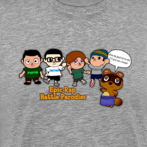 Animal Crossing - ERBP T-Shirt - Men's Premium T-Shirt