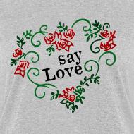 Design ~ say Love