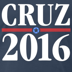 Ted Cruz 2016 T-Shirts - Men's Premium T-Shirt
