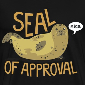 Seal of Approval - Men's Premium T-Shirt