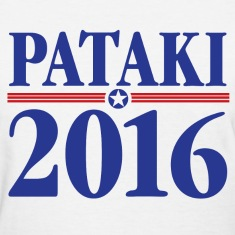 george pataki 2016 Women's T-Shirts