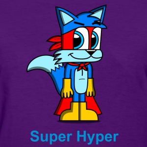 Super Hyper - Women's T-Shirt