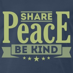 Share Peace Men's Shirt