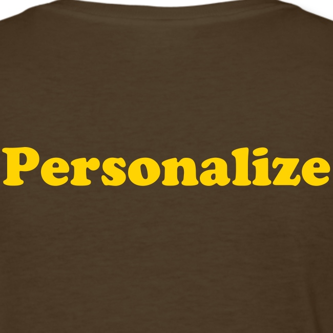 New Mexico Women's Relaxed Fit T-shirt *personalize*