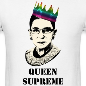 Notorious RBG Pride shirt - Men's T-Shirt