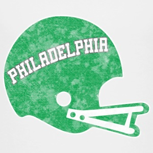 Vintage Throwback Philadelphia Football Helmet Baby & Toddler Shirts - Toddler Premium T-Shirt