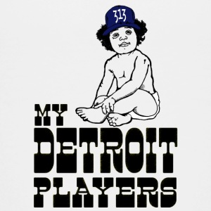 Classic Biggie Style My Detroit Players Baby & Toddler Shirts - Toddler Premium T-Shirt
