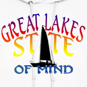 Great Lakes State of Mind Hoodies - Women's Hoodie