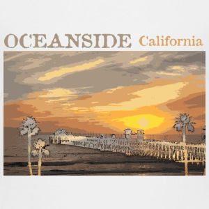 Oceanside California Cali Socal  Baby & Toddler Shirts - Toddler Premium T-Shirt