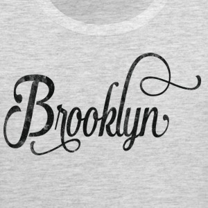 Brooklyn typography vintage Tank Tops - Men's Premium Tank