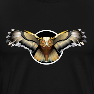 Mecha-Owl T-Shirts - Men's Premium T-Shirt