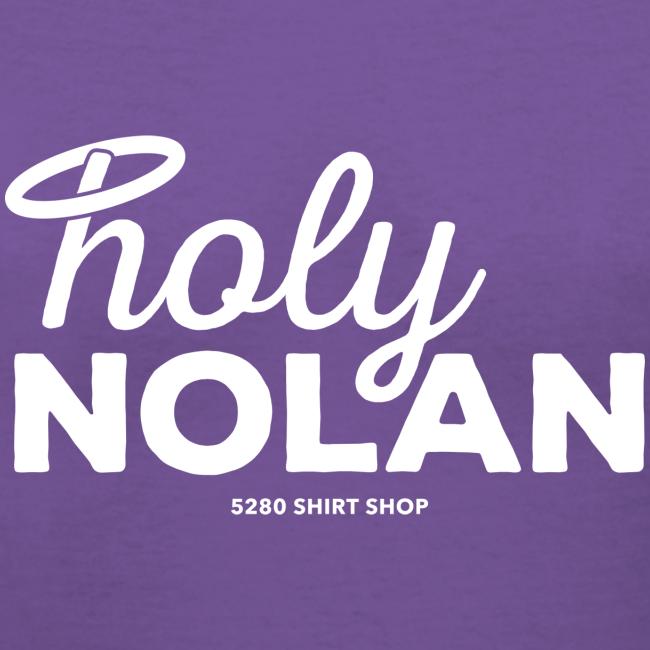 Holy Nolan - Ladies V-Neck