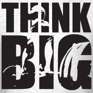 Think Big - Deadlift T-Shirts - Men's T-Shirt
