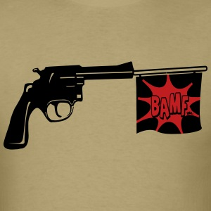 BAMF BANG! T-Shirts - Men's T-Shirt