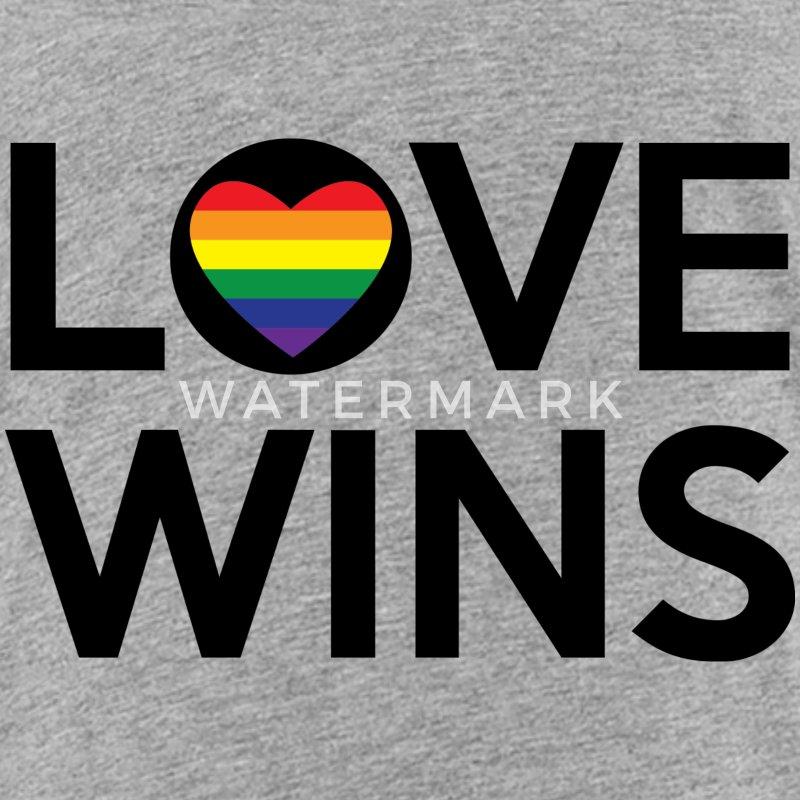 Love Wins T Shirt Spreadshirt