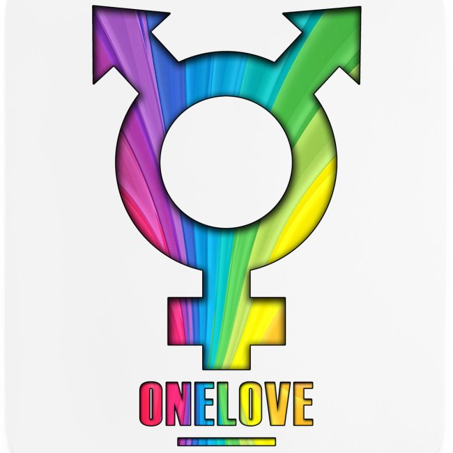 ONELOVE RAINBOW MALE - one size