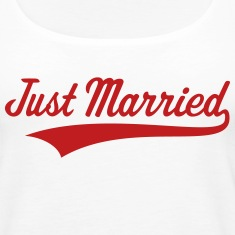 Just Married (Marriage / Wedding) Tanks