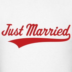 Just Married (Marriage / Wedding) T-Shirts