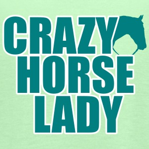 Crazy Horse Lady Tanks - Women's Flowy Tank Top by Bella