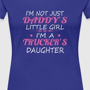 Trucker's Daughters - Women's Premium T-Shirt