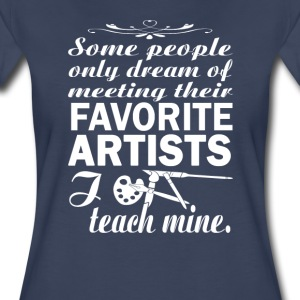 Art Teacher - Women's Premium T-Shirt
