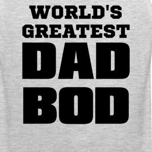 dad bod Tank Tops - Men's Premium Tank